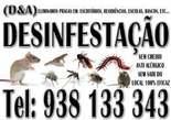 DESINFESTAÇÃO ANTI - ALÉRGICO E SEM CHEIRO - Angola
