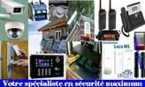 Materiels de sucurite electronique - Congo-Brazzaville