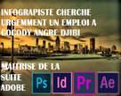 Infographiste Cherche Un Emploi - Côte d'Ivoire