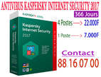 Antivirus Kaspersky Internet Security 2017 - Côte d'Ivoire