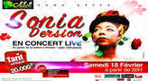 Tickets Concert Sonia Dersion - Côte d'Ivoire