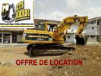 Pelle Excavatrice - Côte d'Ivoire