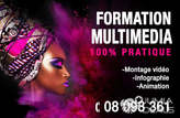 Formation Clip Video & Infographie - Côte d'Ivoire
