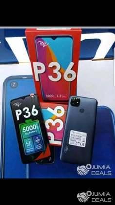Itel P36 Yaounde Jumia Deals