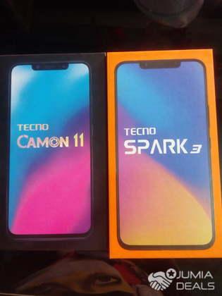 spark3 et camon 11