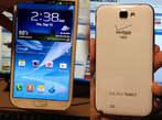 Samsung Galaxy Note 2  - Cameroun