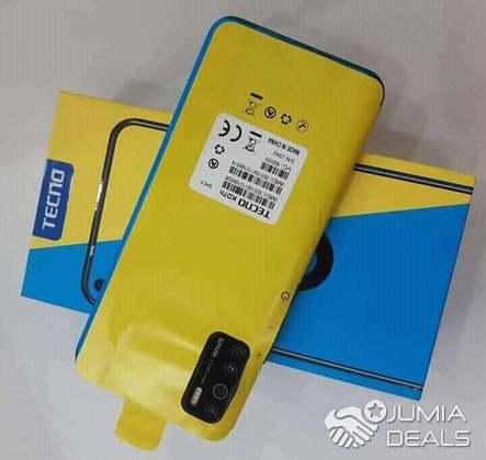 Tecno Spark 5 2sim 32g Hdd Yaounde Jumia Deals