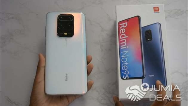 Xiaomi Redmi Note 9s Yaounde Jumia Deals