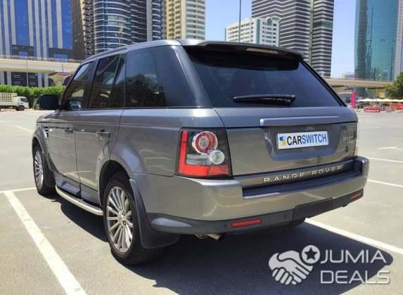Range Rover A Vendre >> Range Rover Sport Dubai A Vendre