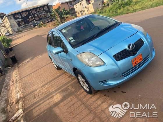 Toyota Yaris 2007 Automatique Nlongkak Jumia Deals