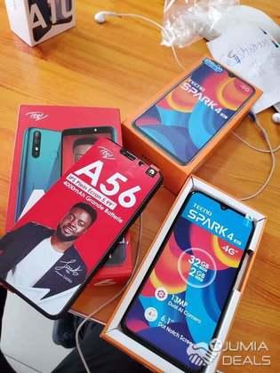 Itel A56 Pro 32gb Yaounde Jumia Deals