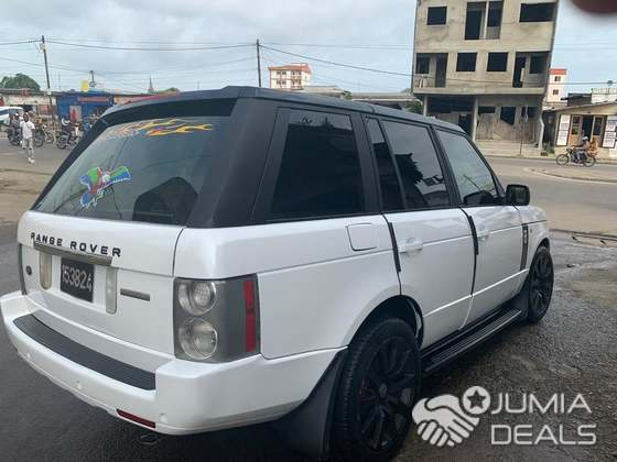 Range Rover A Vendre >> Range Rover A Vendre Bonaberi Jumia Deals