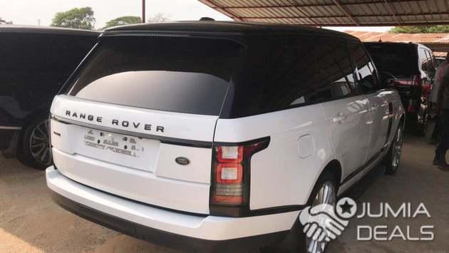 Range Rover A Vendre >> Range Rover Sport 2017 A Vendre Akwa Jumia Deals