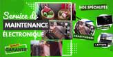 Service De Maintenance Electronique - Cameroun