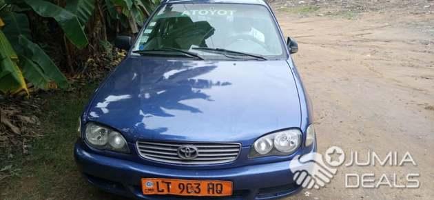 Chauffeur Taxi Kotto Jumia Deals