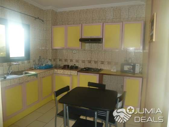 Appartement 2 Chambres 2 Douches Meuble Odza