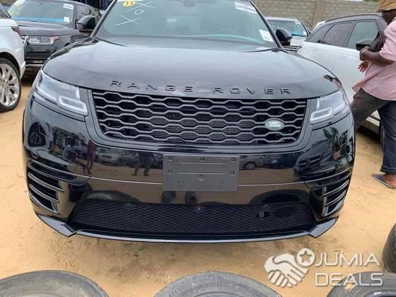 Range Rover A Vendre >> Range Rover Velar 2019 0 Km