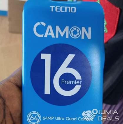 Tecno Camon 16 Premier Yaounde Jumia Deals