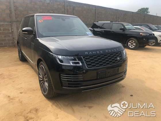 Range Rover A Vendre >> Range Rover Vogue 2019