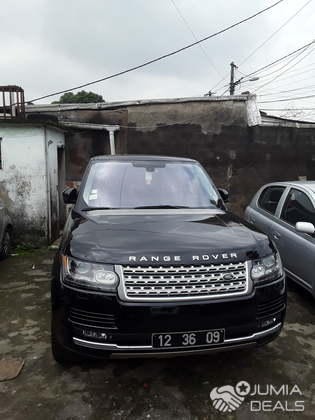 Range Rover A Vendre >> Range Rover 2015 Ful Options Occasion D Europe A Vendre