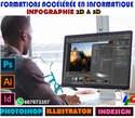 Formation Complète en Infographie, Sur Photoshop - Cameroun