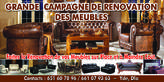 Grande Campagne De Rénovation Des Meubles  - Cameroun