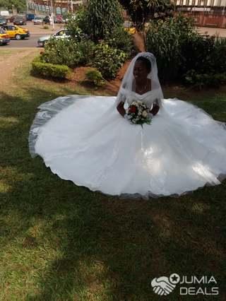 robe de mariée à vendre | Yaoundé | Jumia