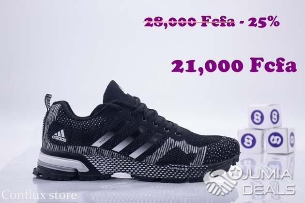 Nouvelles Arrivées 649ea ea535 Chaussures Adidas marathone