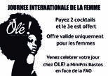 8 Mars chez Olé! - Cameroun