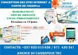 Conception Des Sites Internet - Cameroon