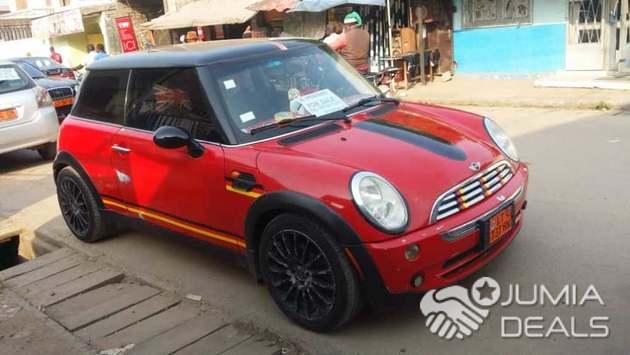 Mini Cooper 2008 Citadines Ii 14 95 One Bv6 Ange Raphael