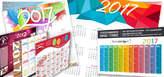 Calendrier 2017 Imprimez ou Confectionnez - Cameroun