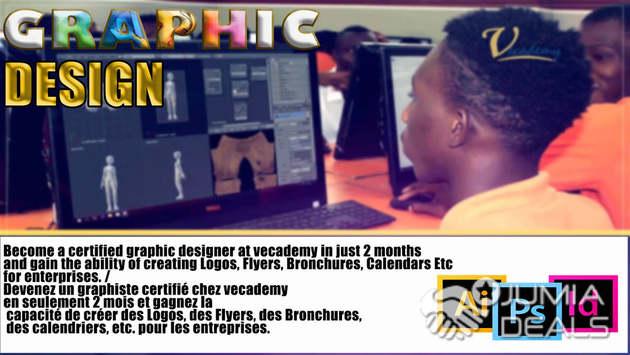 Graphic Design In Vecademy Bastos Jumia Deals