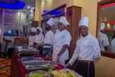 Les délices faîte par nôtre oeuvre de service traiteur  - Cameroon