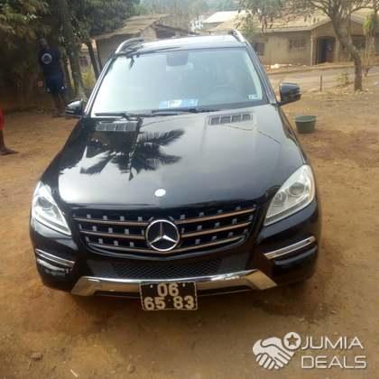 Mercedes ml 350 occasion