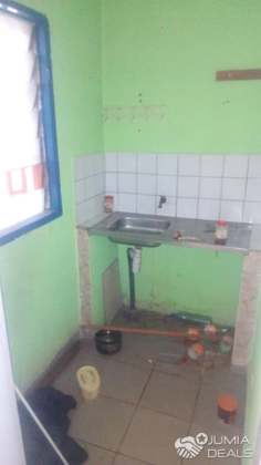 Chambre Douche Cuisine A Ndobong Happy Sport   Cameroon