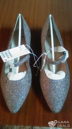 42 Bout Ballerine Pointu H amp;m Pointure A Provenance France Strass WEDb2H9IeY