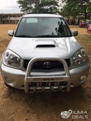 Toyota RAV Mod Yaoundé Jumia Deals - 2005 rav4