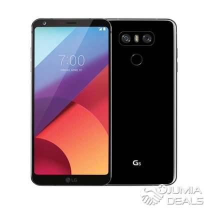 Lg G6 Thinq 32gb Usa Yaounde Jumia Deals
