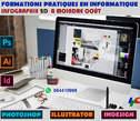 Formation Complète en Infographie, Sur Illustrator - Cameroun