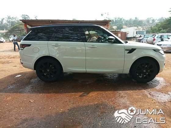 Range Rover A Vendre >> Land Rover Range Rover 2016 A Vendre Akwa Jumia Deals