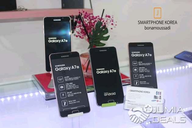 Pas Sprint Samsung Galaxy A7 — ZwiftItaly