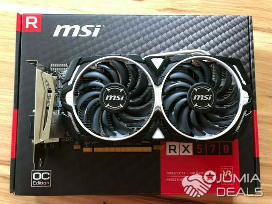 Msi Radeon Rx 570