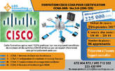 Formation & Certification Cisco Ccna - Cameroun
