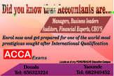 Acca Qualification Preparatory Classes - Cameroun