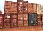 Conteneurs 40 Pieds Disponible - Cameroun