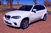 2011 BMW X5 - Kenya