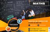 cours de maths bac à domicile - Maroc