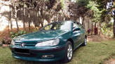 Peugeot 406 Break Mod 1999 - Madagascar