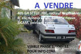 Peugeot 405 Mod 1989 - Madagascar